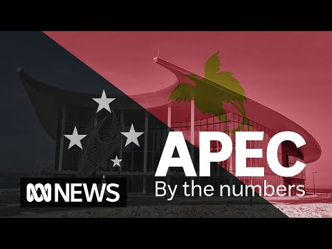 APEC 2018: 40 Maseratis, 3 cruise ships, 4,000 police, no Donald Trump | The World