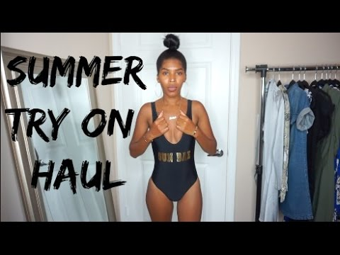 65c112ff5d714 SUMMER TRY ON HAUL ▻ Boohoo - YouTube