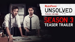 Unsolved True Crime Season 3 Trailer