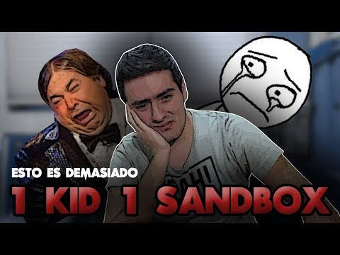 VIDEO REACCIÓN: 1 KID 1 SANDBOX | VÍDEO TOTALMENTE ENFERMIZO