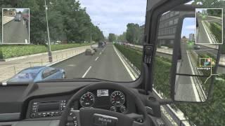 UK Truck Simulator Woolworths Trailer (Cambridge) | UKTS | OBLiViON