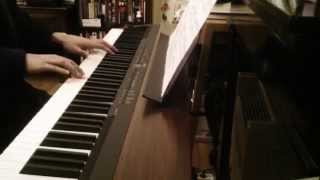 My Neighbor Totoro: Ending Theme Song / Tonari no Totoro (Piano Solo)