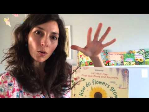 Beautiful Usborne books about Gardening, Flowers and Nature!