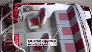 Алюминиевая лодка Finval 500, модель 2012 года(Демонстрация ходовых качеств алюминиевой лодки Finval 500, модель 2012 года. http://www.marineclub.ua/catalog/boats/194.html., 2013-05-18T21:21:46.000Z)