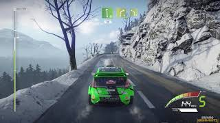 WRC 7 FIA World Rally Championship Gameplay Walkthrough Part 8