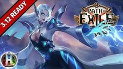 Path of Exile 3.10 - Explosive Arc Build - Elementalist Witch - Delirium PoE 2020