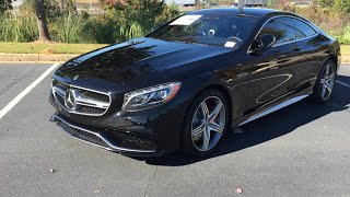 Mercedes Benz S63 AMG Coupe 2015 Videos
