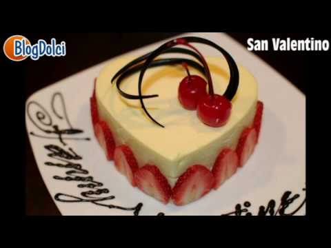 Le torte per san valentino youtube - Decori per san valentino ...
