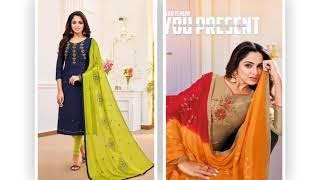 Dealer & Wholesaler of Suits and Ladies Dress Material || BALLOON VOL 3