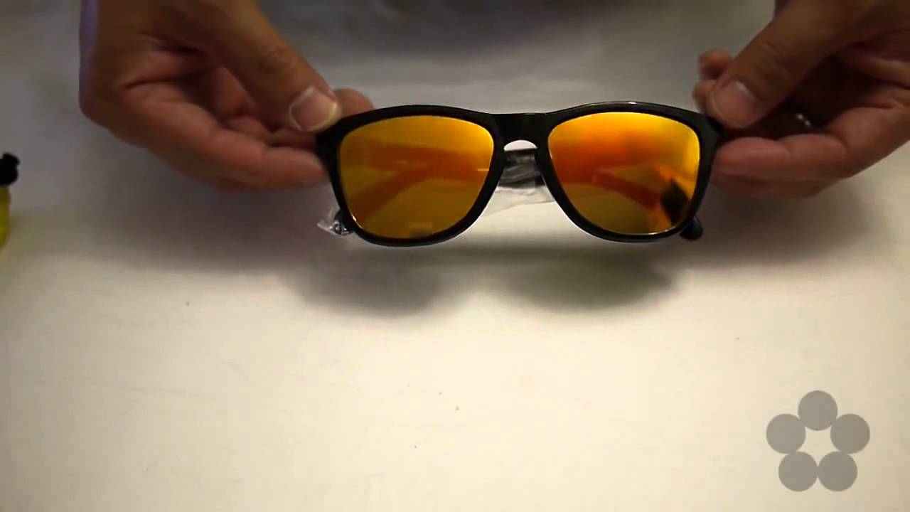 1ad33148f7 Frogskins® Valentino Rossi Signature Series VR 46 Sunglasses by Oakley