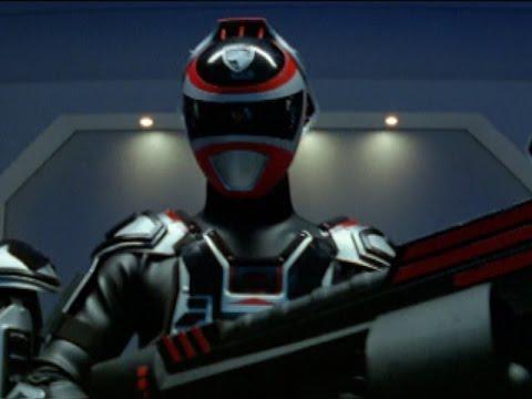 Power Rangers S.P.D. - Beginnings - A-Squad Power Rangers