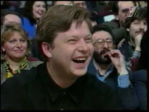 КВН - 1996 Высшая лига 1/8 финала 1я игра