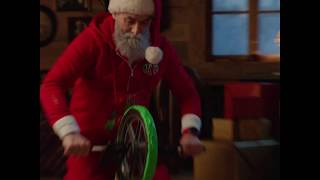 TAG Heuer | Santa's #INNOVATION training