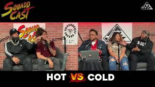Hot VS Cold | SquADD Cast Versus | Episode 9