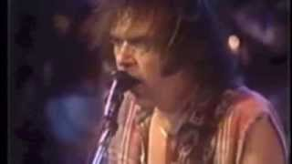 Neil Young & Crazy Horse - Like A Hurricane - Live 1986