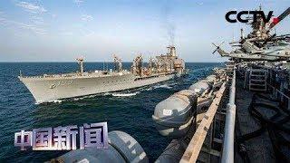[中国新闻] 两伊外长反对域外国家向海湾派兵 | CCTV中文国际