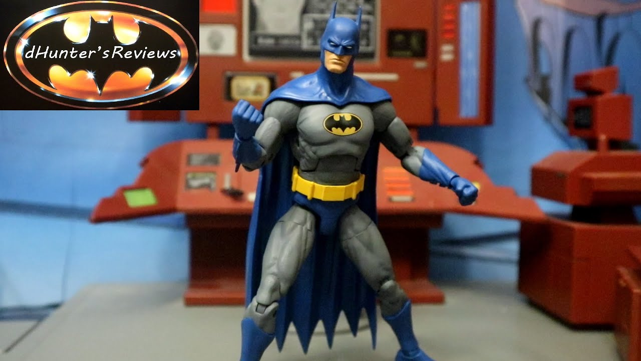 DC Essentials KNIGHTFALL BATMAN Figura Azione