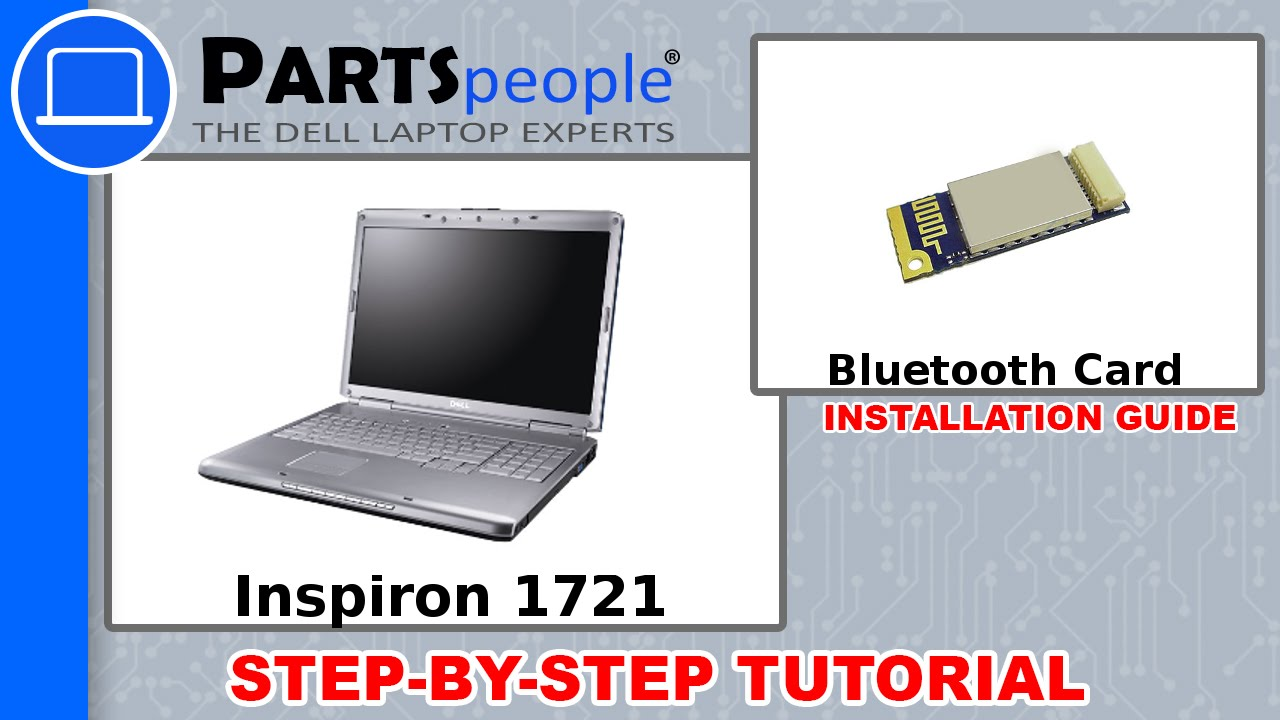 INSPIRON 1721 BLUETOOTH WINDOWS DRIVER DOWNLOAD