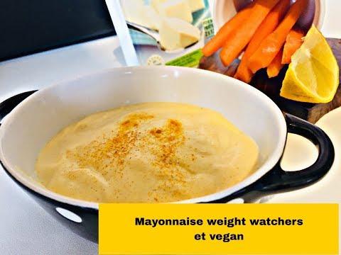 mayonnaise-weight-watchers-à-0spl-et-vegan