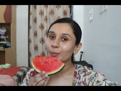Instaseries #diywithtazeen ~Instant fresh face~ cutiful blogger~ Indian blogger