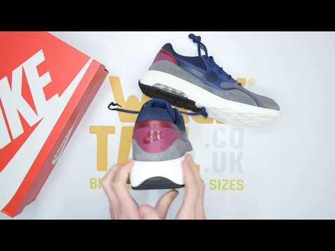 Nike Marina Air Max Nostálgico Gunsmoke Marina Nike Unboxing Walktall Youtube 3b4dea