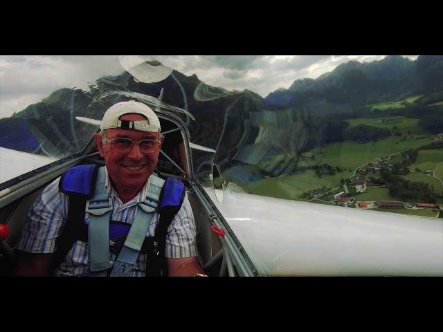 Stimmung im Mai - beim Flugsportverein Rosenheim