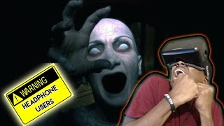 SCREAMTAGE | Oculus Rift DK2 Reaction Compilation |Try Not To Laugh! (EXTREMELY IMPOSSIBLE) {PART 3}
