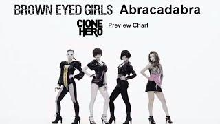 Brown Eyed Girls (브라운 아이드 걸스) - Abracadabra (아브라카다브라) FC 7S …