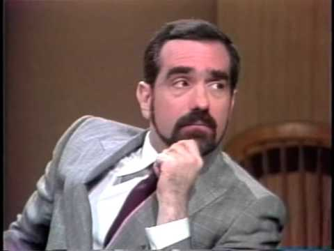 Martin Scorsese on Late Night, February 18, 1982