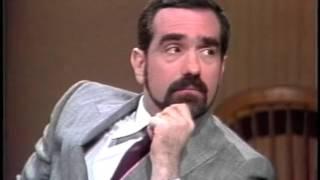 Martin Scorsese on Late Night, February 18, 1982