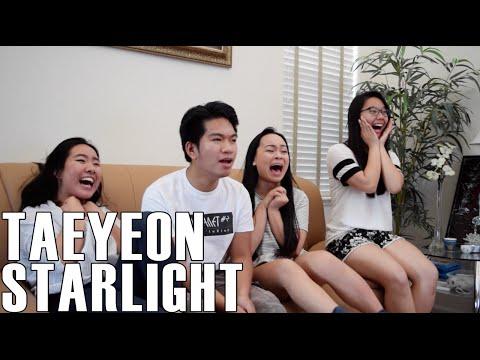 Free Download Taeyeon (태연)- Starlight (reaction Video) Mp3 dan Mp4