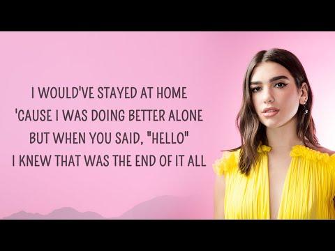 Dua Lipa - Break My Heart (Lyrics)