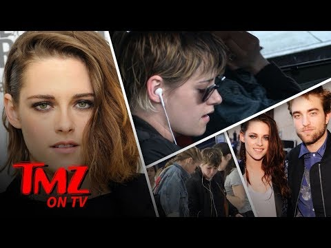 Leave Kristen Stewart Alone!  TMZ TV