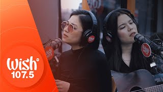 "Leanne and Naara perform ""Let Go"" LIVE on Wish 107.5 Bus"