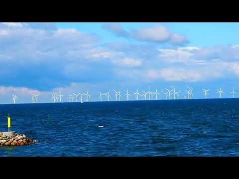 Lillgrund, Öresund - the largest offshore wind farm in Sweden