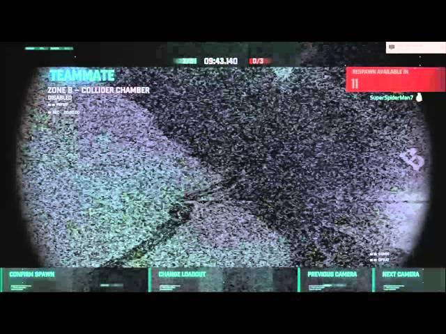 Splinter Cell Spies vs Mercs Blacklist Mode Full Match 2