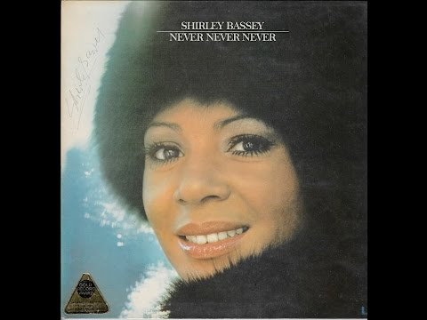 Dame Shirley Bassey Archive 1973   HD 1080p