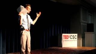 Religion After Religion: Millennials in a Post-Religious Age | Paul Robertson | TEDxCSC