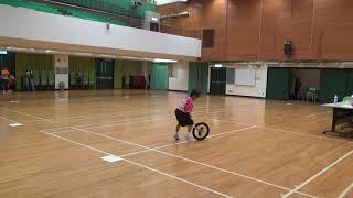 Publication Date: 2019-07-14 | Video Title: 19香港單輪車花式挑戰賽女子單人花式丙組冠軍