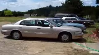 Walkaround of my brothers 1998 Buick Park Avenue