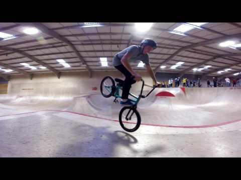 TLC BIKES - Callum Rafferty Destroys Adrenaline Alley (Corby) Skatepark!