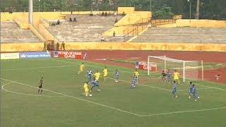 Bàn thắng ấn tượng của trung vệ thép Huy Hoàng cho Sông Lam Nghệ An (2009) | On Sports