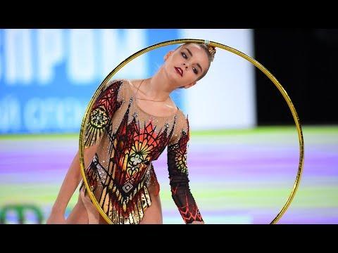 Dina Averina - Hoop AA 23.05 GP Moscow 2020