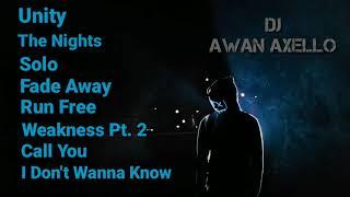 DJ Awan Axello - Kumpulan Remix Terbaik - DJ Enak Didengar!!! - Part 2