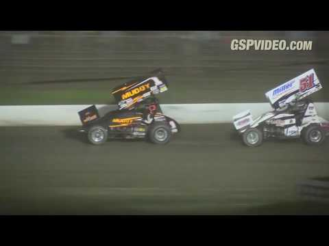 Thunder on the Hill - 8/18/2016 - Grandview Speedway