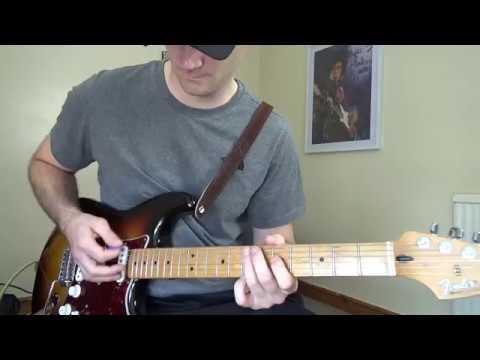 Jimi Hendrix You Got Me Floatin' Guitar Lesson Bite Sized Blues