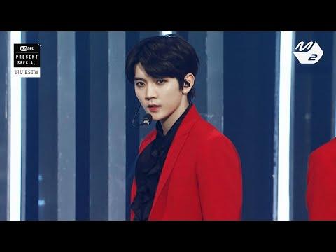 [FOCUS Fancam] NU'EST W REN WHERE YOU AT @Mnet Present Special_171011