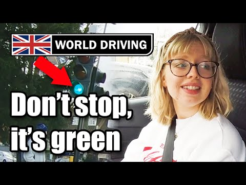 Go, It's Green! Driving Test