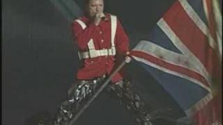 Iron Maiden-4.The Trooper(Monterrey 2008)