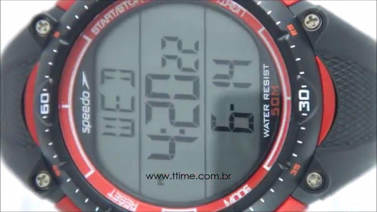 Mercado Lechuguilla Buscar a tientas  Speedo watch manual